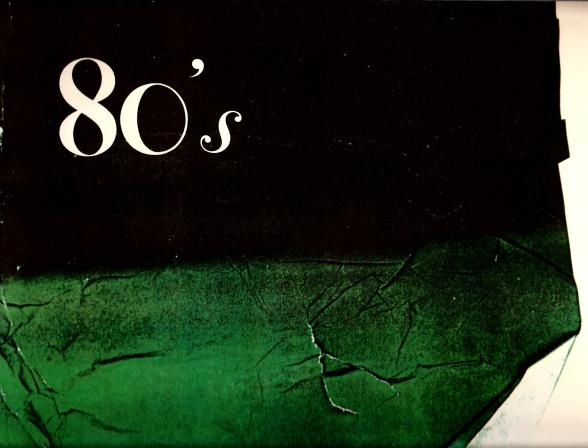 80's di Gianni Castagnoli - presentazione Umberto Eco