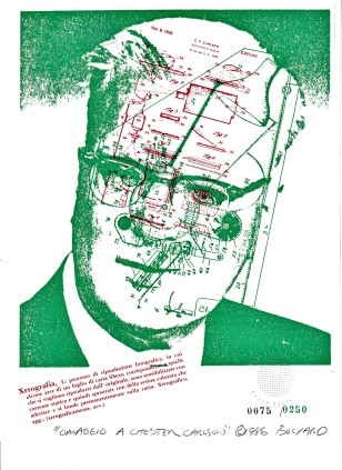 David Bolyard - per Xerography 1986