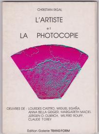 Edition Galerie Trans-form - Parigi - 1981