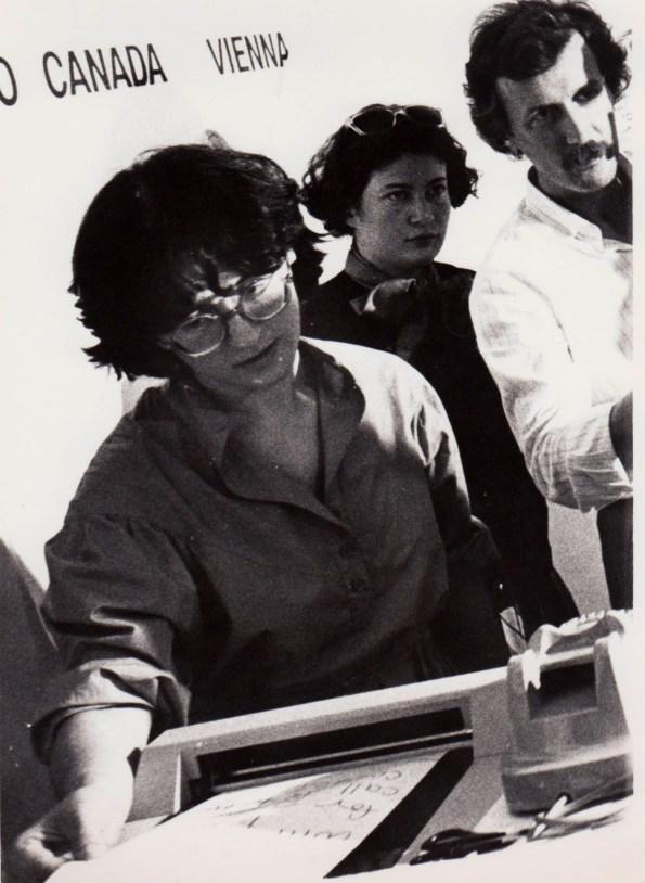 Elettrographics - Pavia - M.Mattei, Cinzia Moretti, P. Vannozzi