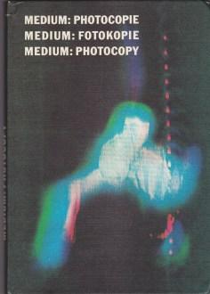 Medium Photocopy Goethe Institut Montréal -Canada 1987
