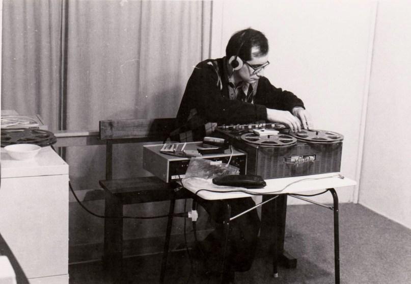 Postmachina - Bologna 1984 - Franco Masotti ( (RKO Video)