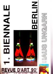 Revue d'Art 90 Biennale Berlin Parigi - 1994