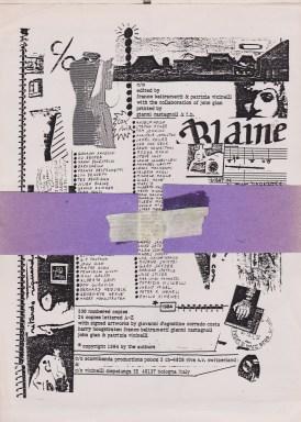 Scorribanda productions - 1984 001