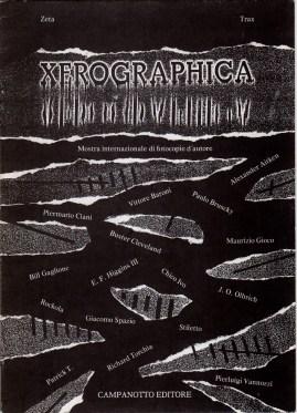 Xerographica - Udine 1985 (2)