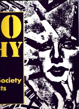 Xerography - GAM Galleria Arte Moderna Bologna 1986 copertina del catalogo (2)