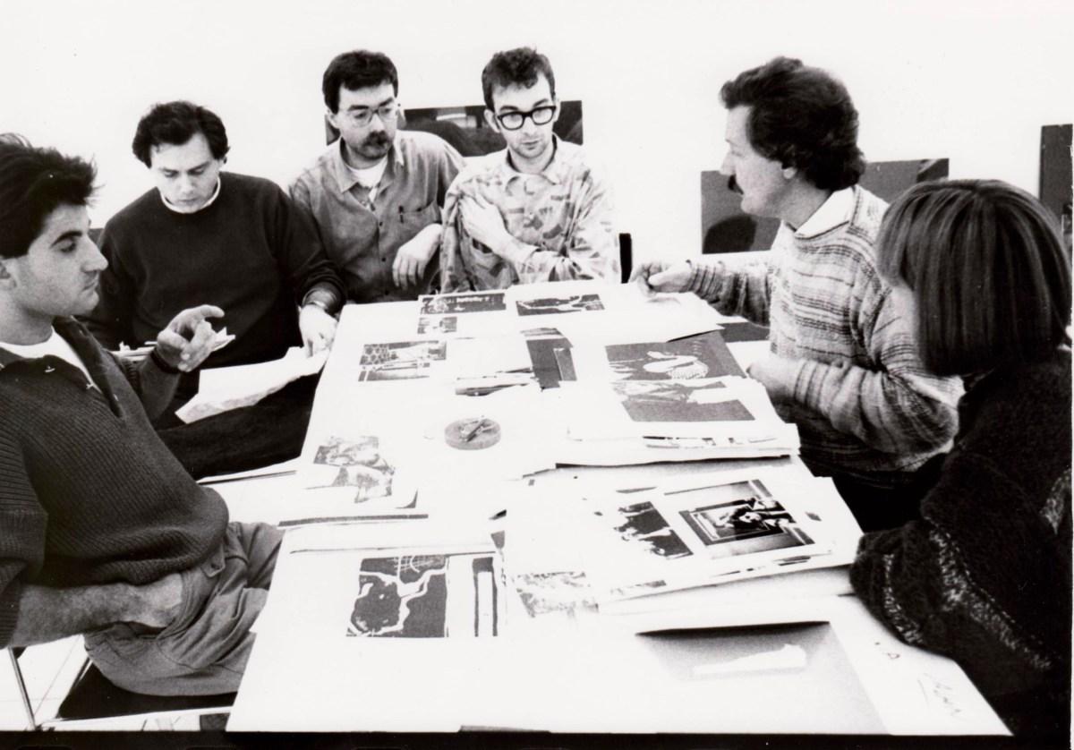 Xerography - Riunione Postmachina Group - GAM Bologna
