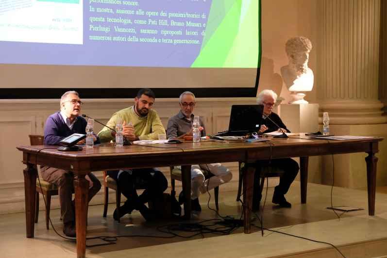 Enrico Fornaroli, Lorenzo Balbi, Stefano Scheda, Pierluigi Vannozzi