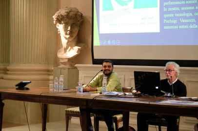 Lorenzo Balbi, Pierluigi Vannozzi