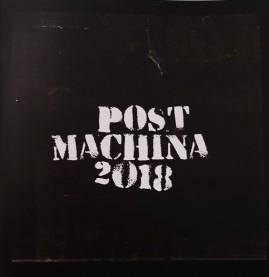 Copertina del catalogo - Bologna 2018