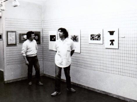 Pierluigi e Daniele Sasson - Galleria Il Prisma